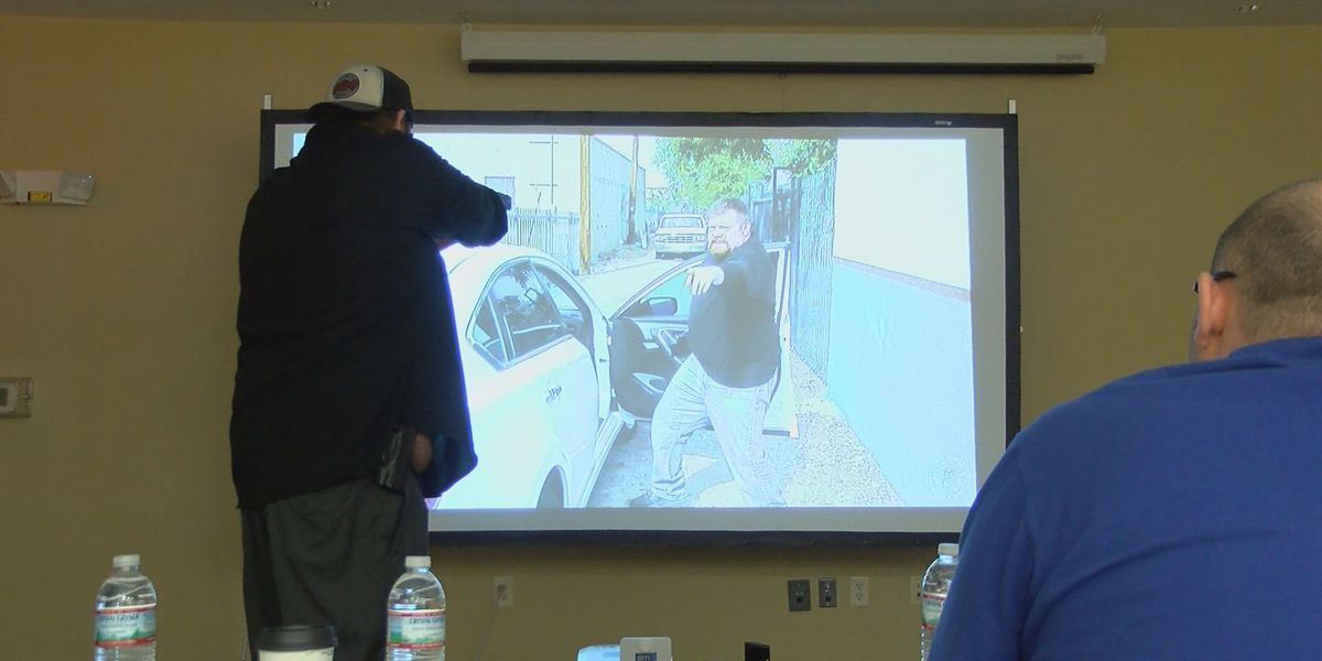 Legal gun owners learn safety through virtual reality training