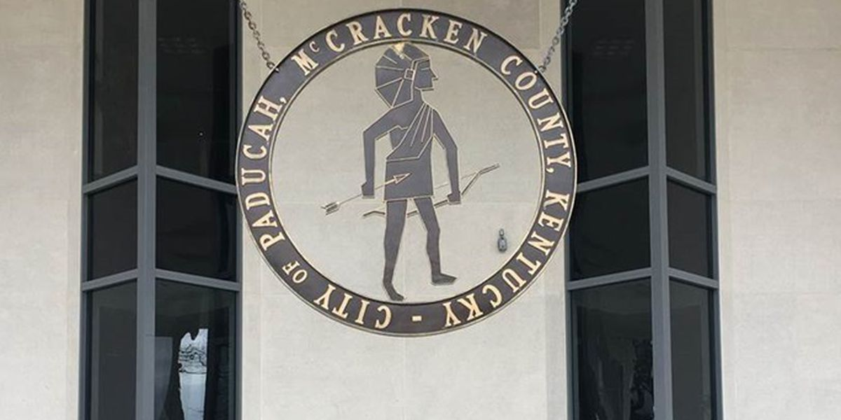 Paducah City Hall to temporarily close for water line repair