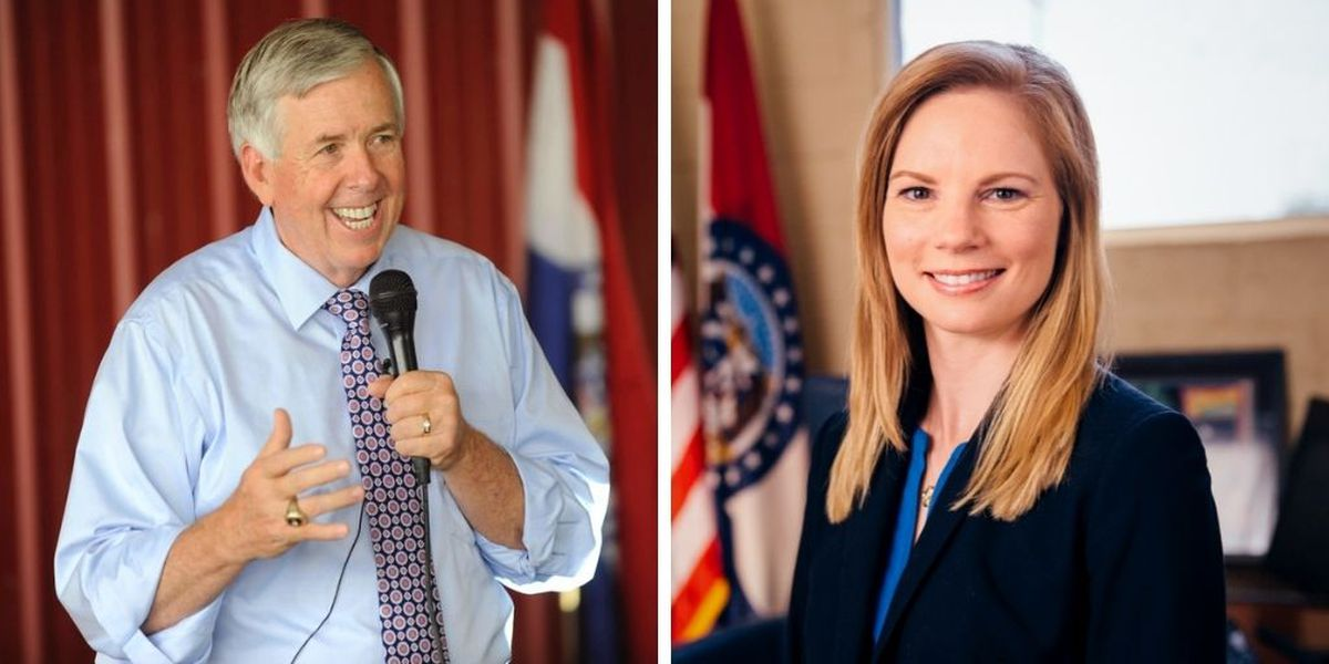 Parson wins election for Mo. governor