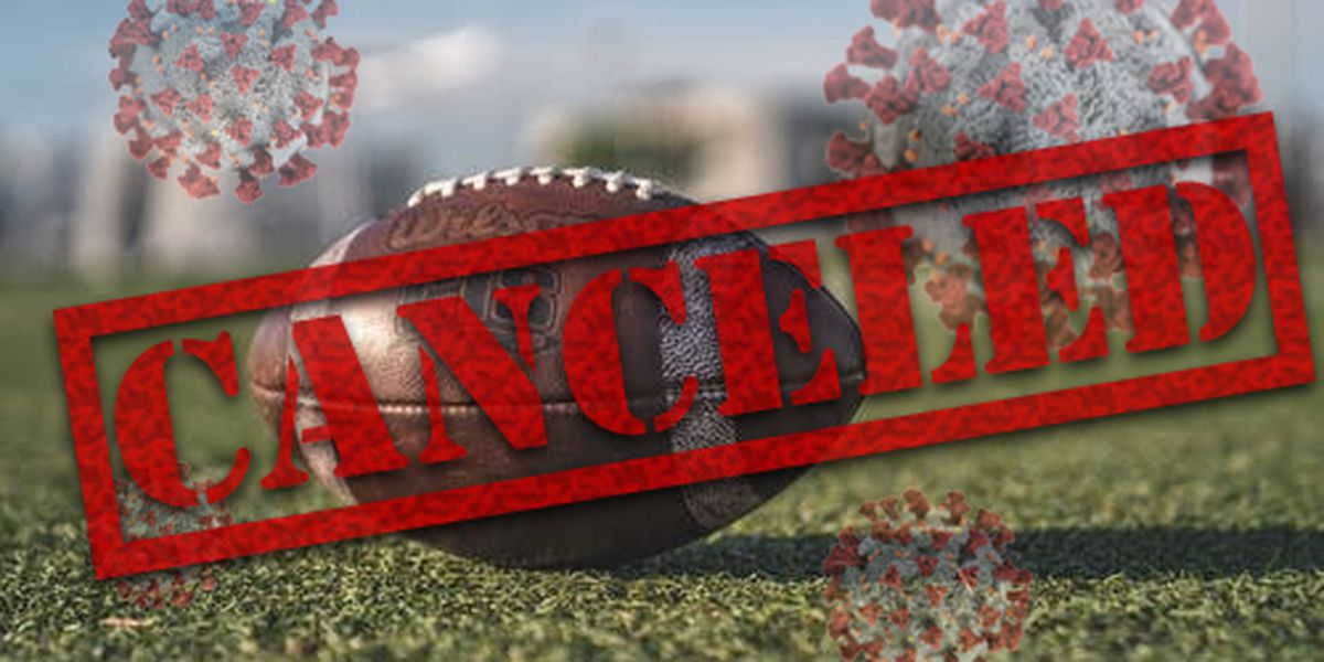 Paducah Tilghman vs. Webster County football game canceled due to positive COVID-19 athlete