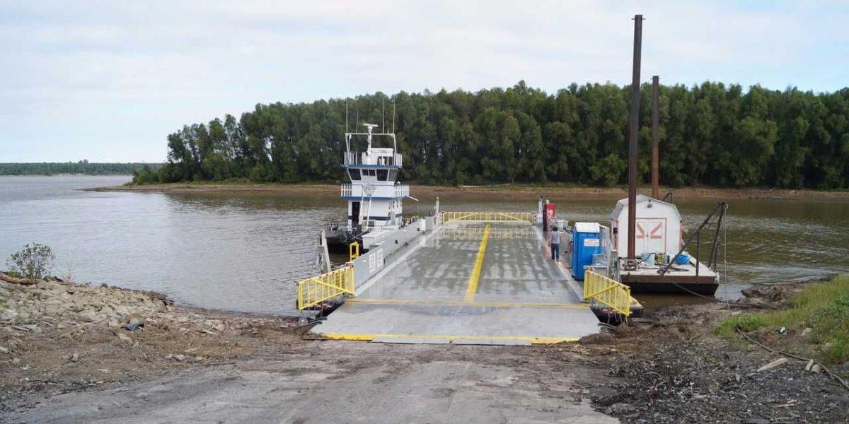 Dorena-Hickman Ferry closed due to high winds