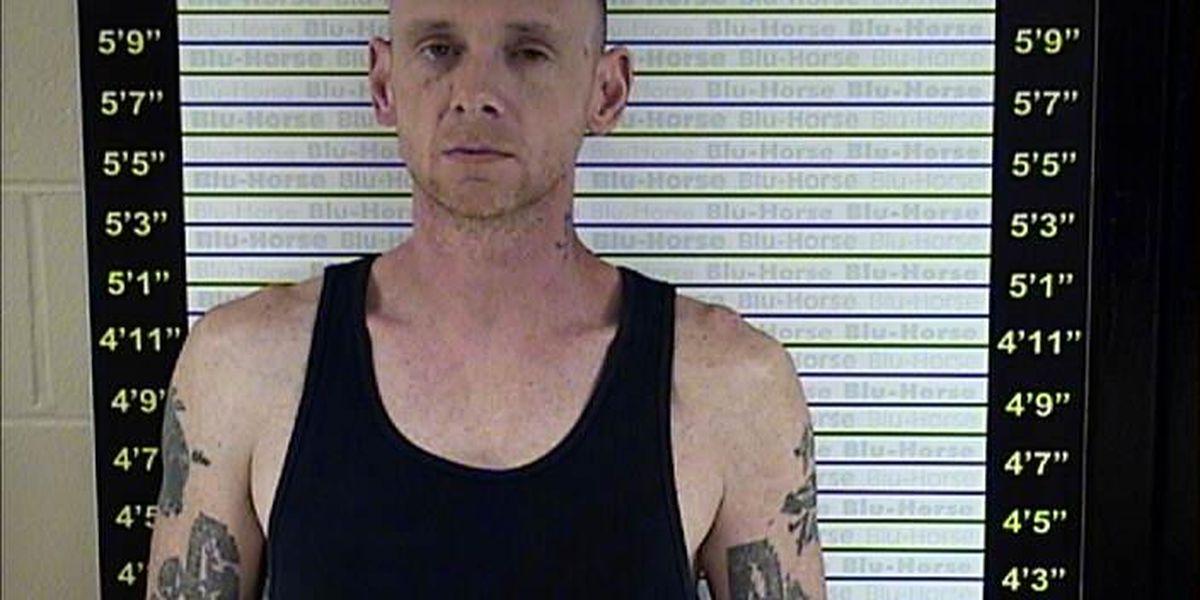 Man arrested for assault after altercation