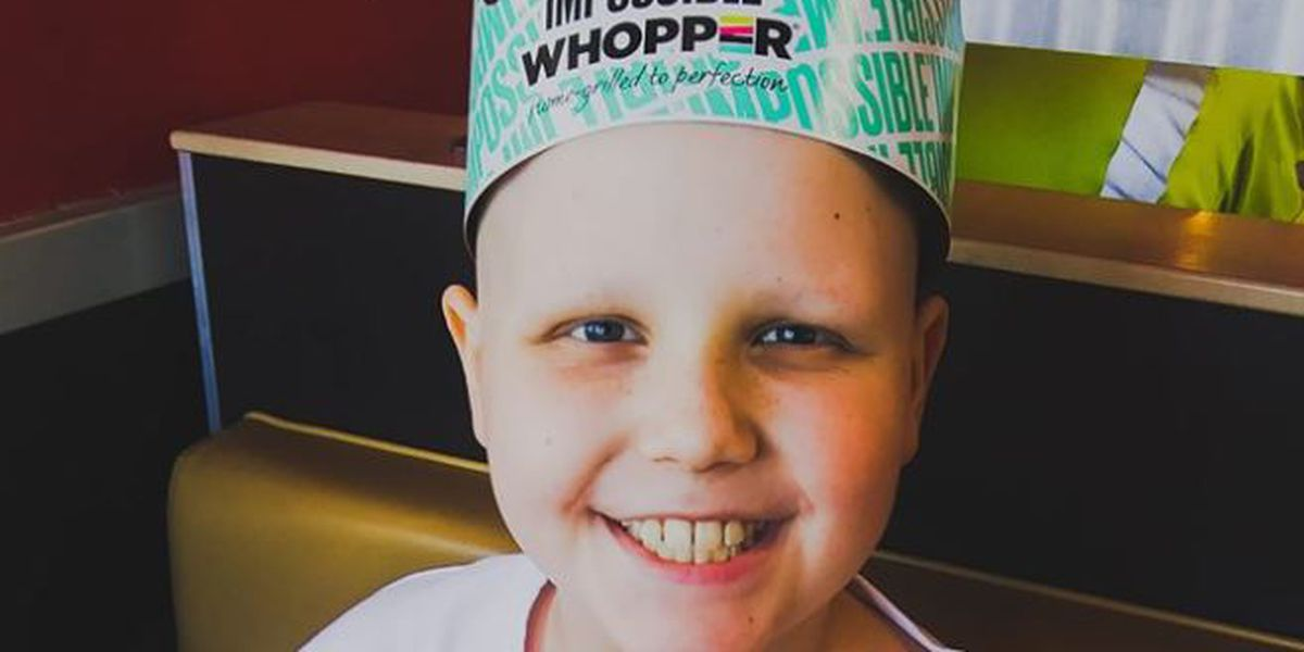 Battling cancer, 'Courageous Carter' receives thousands of cards for 10th birthday