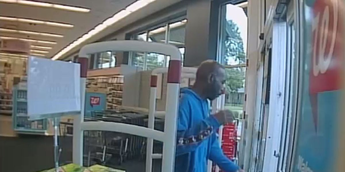 PHOTOS: Stolen credit card investigation in Mayfield and McCracken Co.