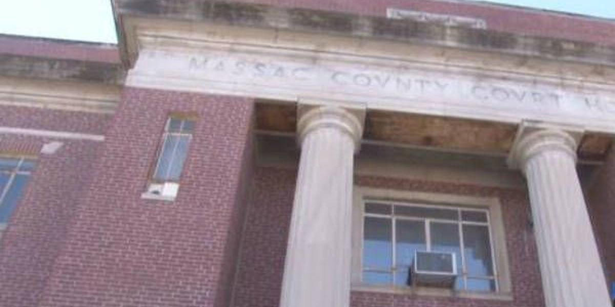 Massac Co., IL courthouse needing millions of dollars in repairs