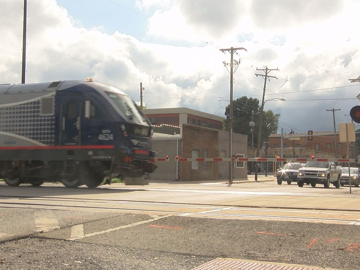 Law enforcement promotes Rail Safety Week