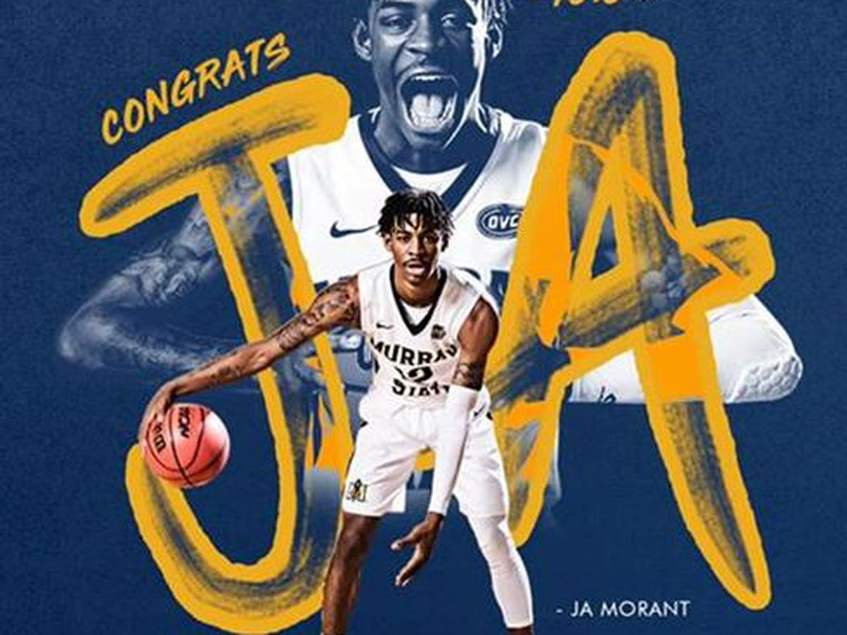 Murray State star Ja Morant ready for NBA Draft