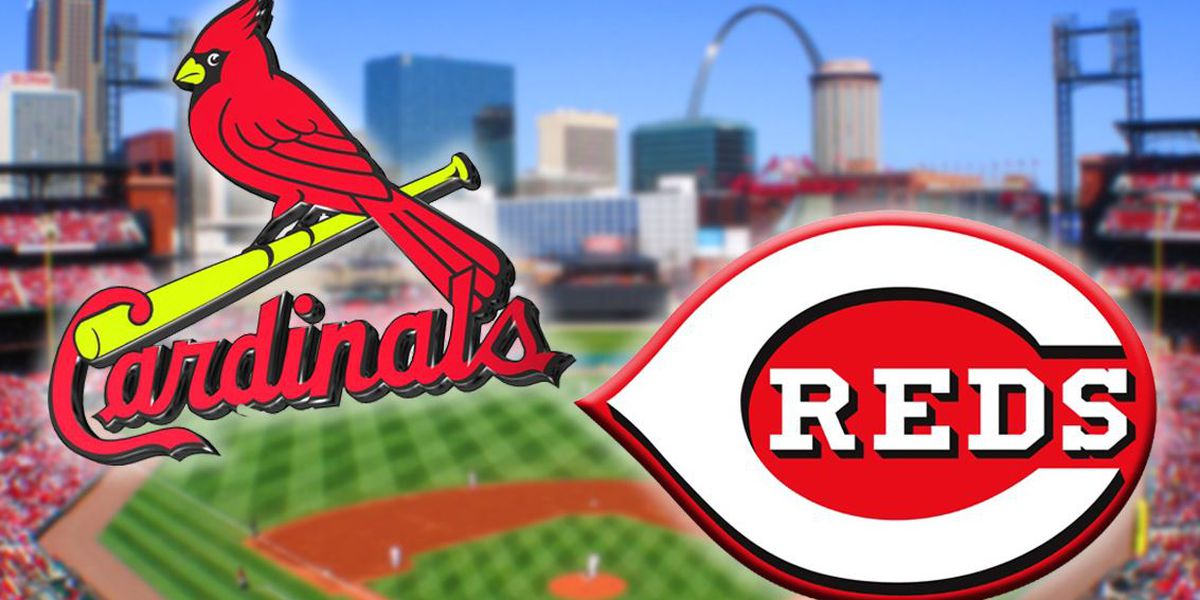 Reds-Cards rained out, will play back-to-back doubleheaders