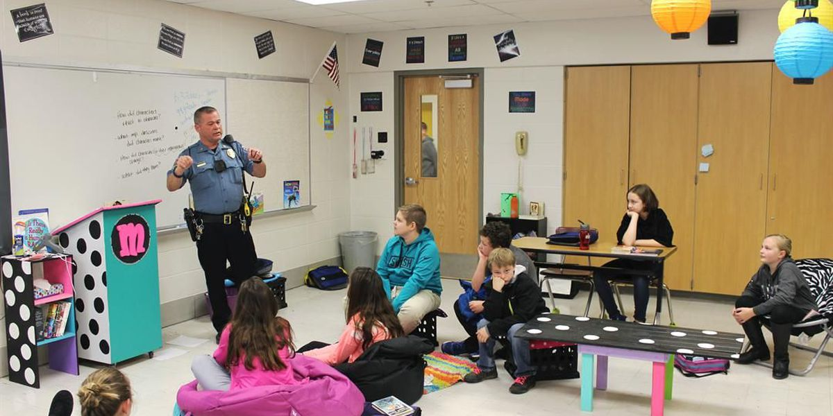 Poplar Bluff Middle School welcomes new resource officer