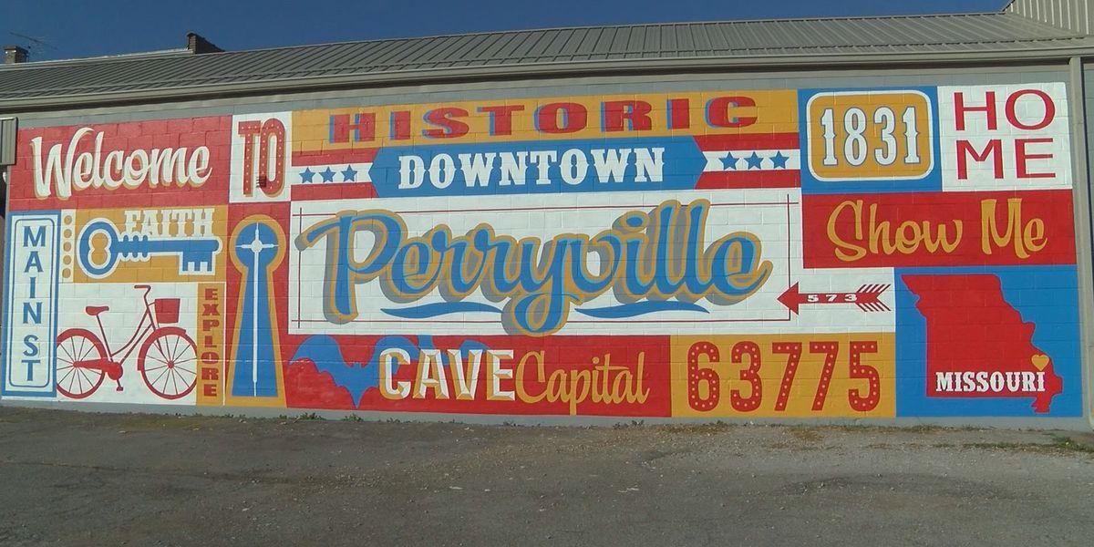 Perryville murals show pride, celebrate city