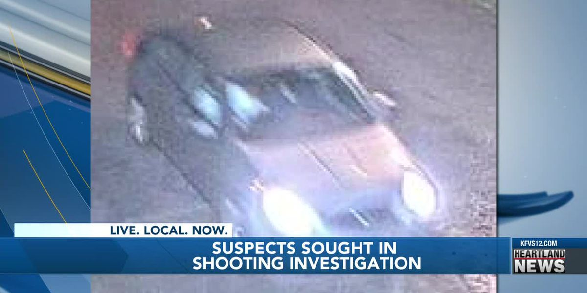 Suspects sought in shooting investigation