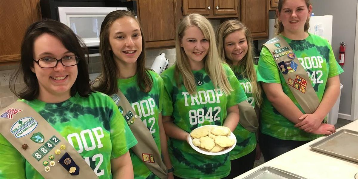 Heartland Cooks: The Original Girl Scout Cookie