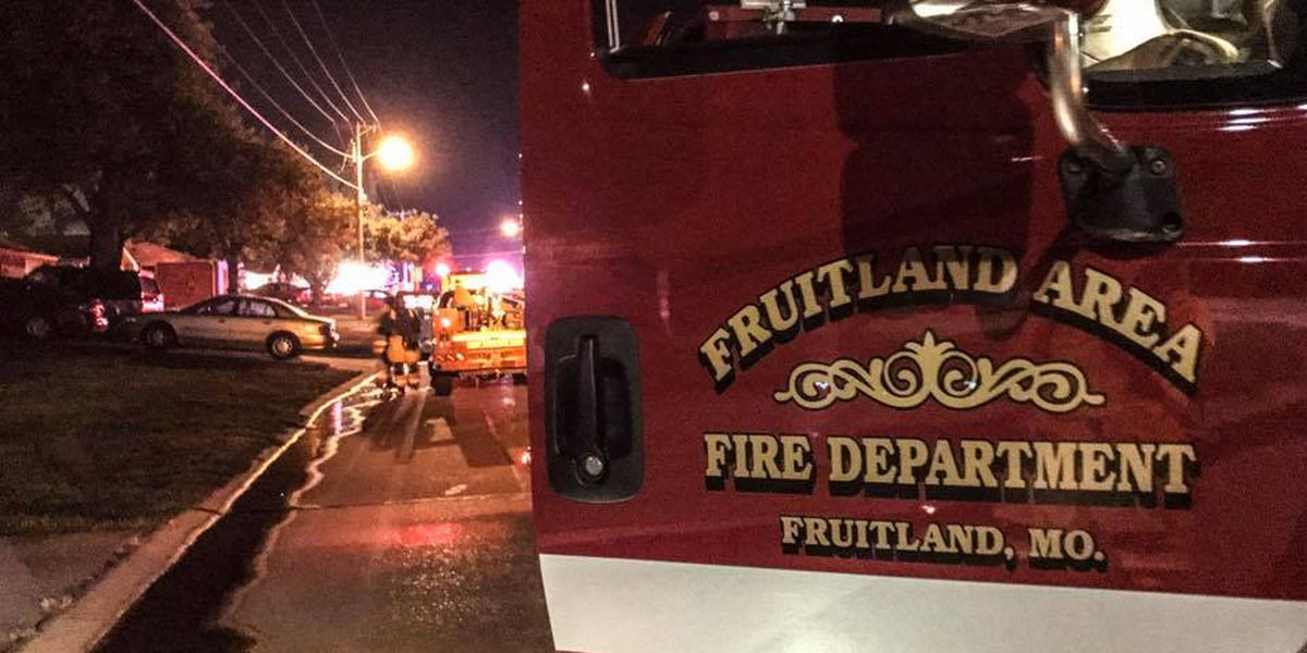 No one injured in apartment fire in Jackson, MO