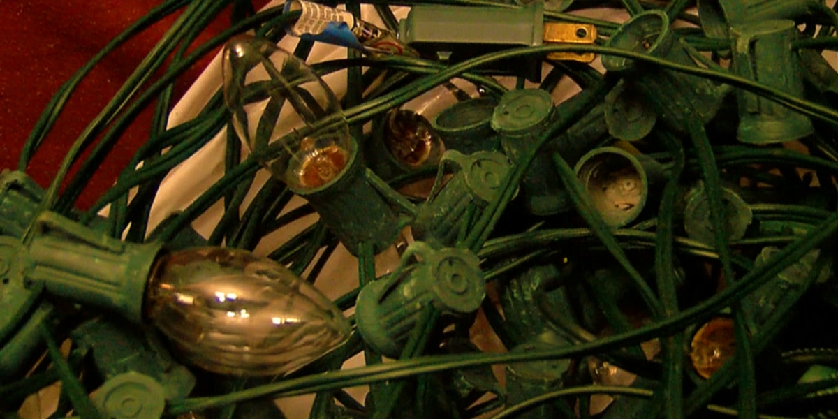 A dim situation: Christmas light thieves unscrew, steal 100 lightbulbs from couple's property