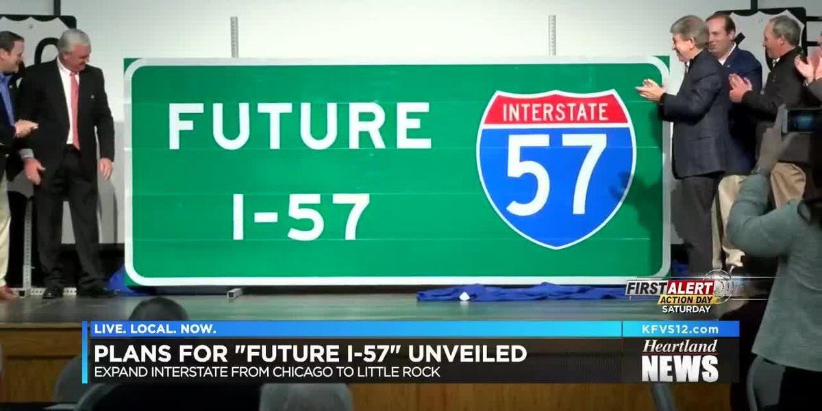 Future I-57 plans unveiled