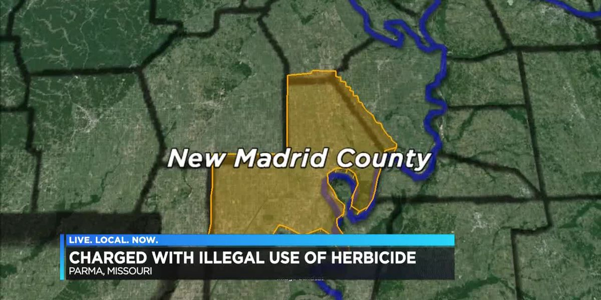 New Madrid Co. man indicted for illegally applying Dicamba