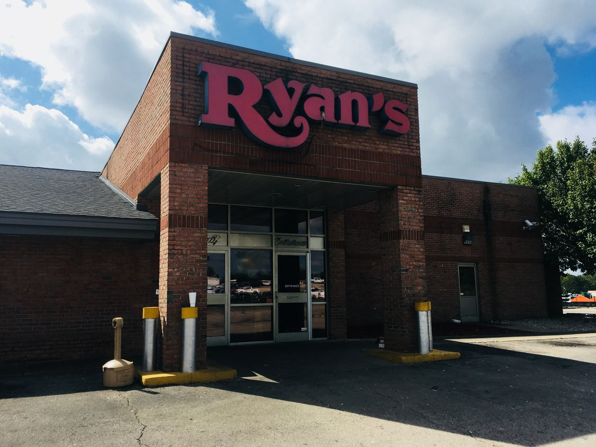 Ryan's closed in Poplar Bluff