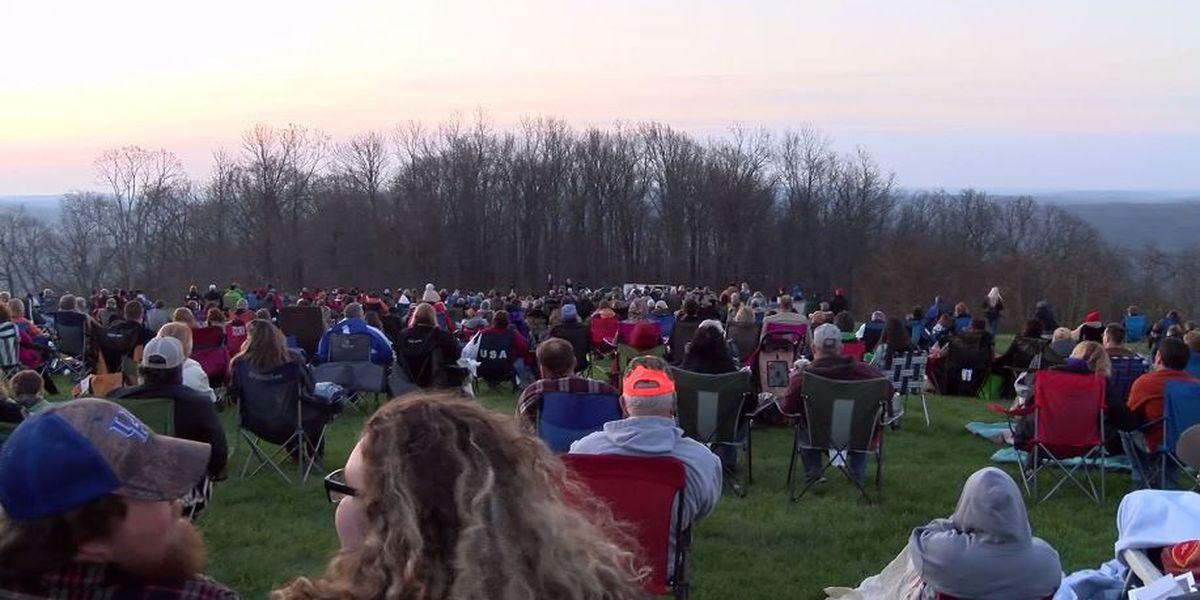 Bald Knob Mountain celebrates 80th Easter service
