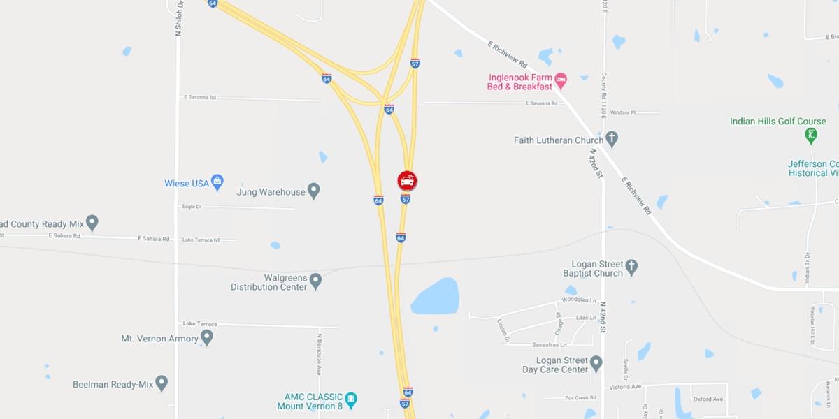 Driver killed in rollover crash on I-57
