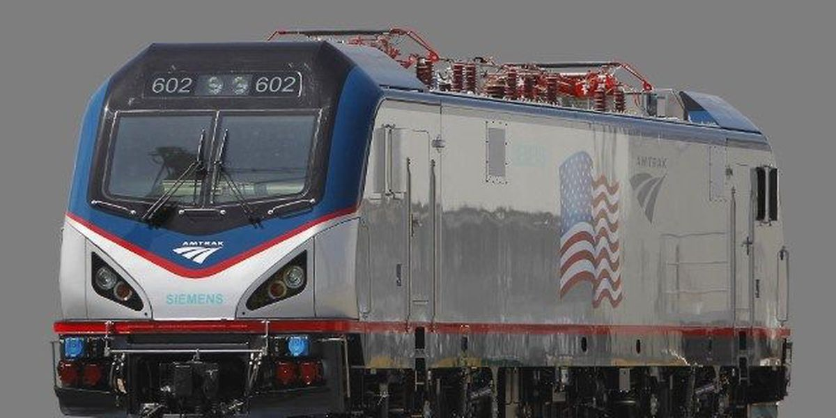 Amtrak to use buses to charter people due to heavy rains, flooding