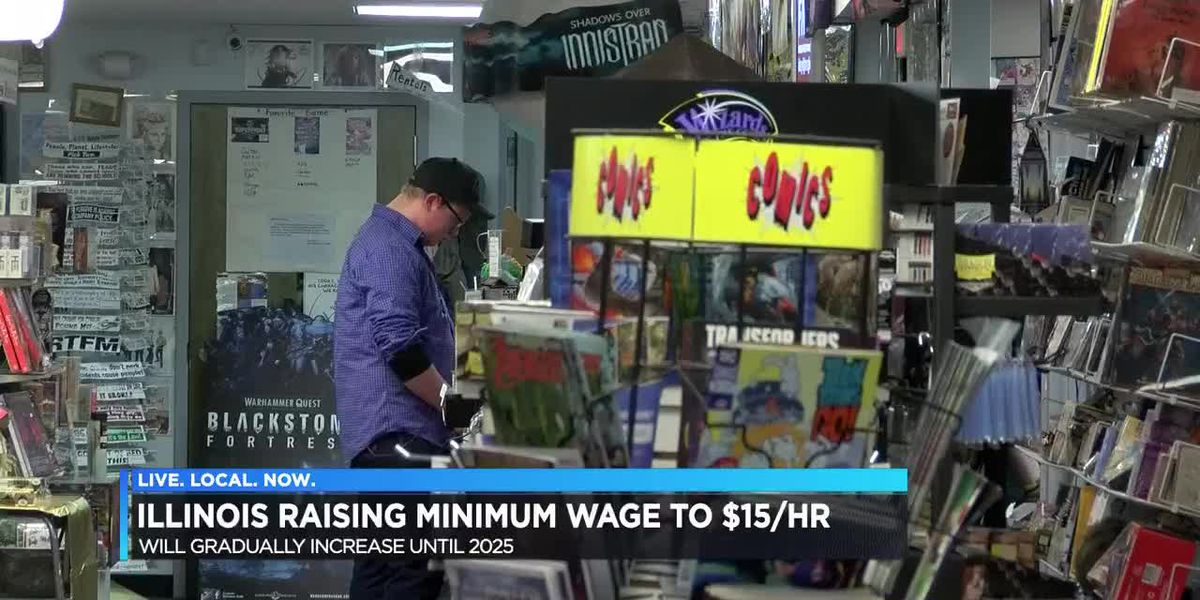 IL minimum wage reaction