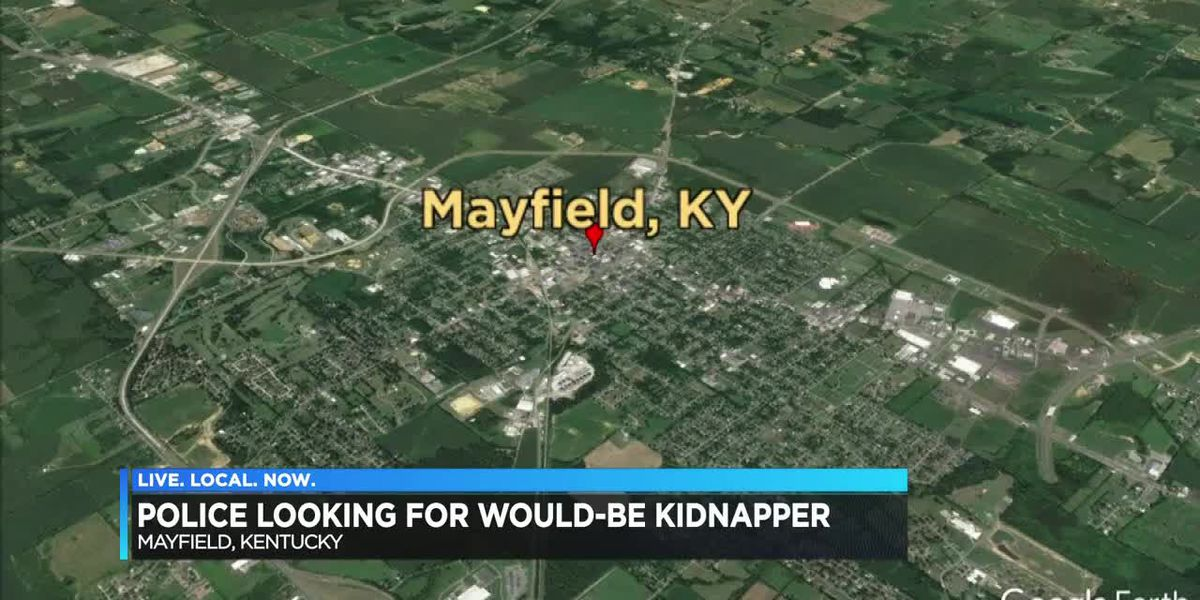 Attempted abduction under investigation in Mayfield, KY