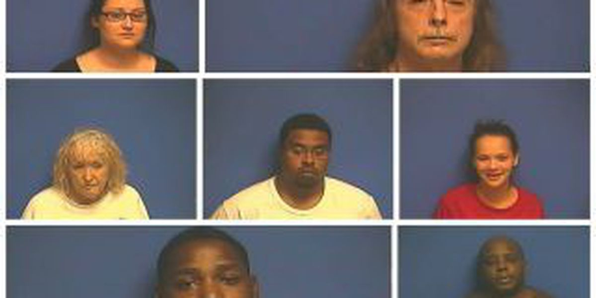 Prostitution, drug related arrests made in McCracken County