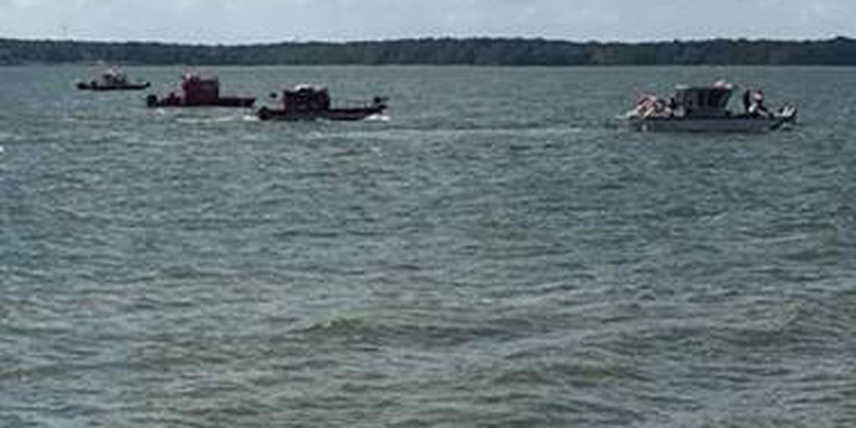 Search halted for missing boater at Kentucky Lake