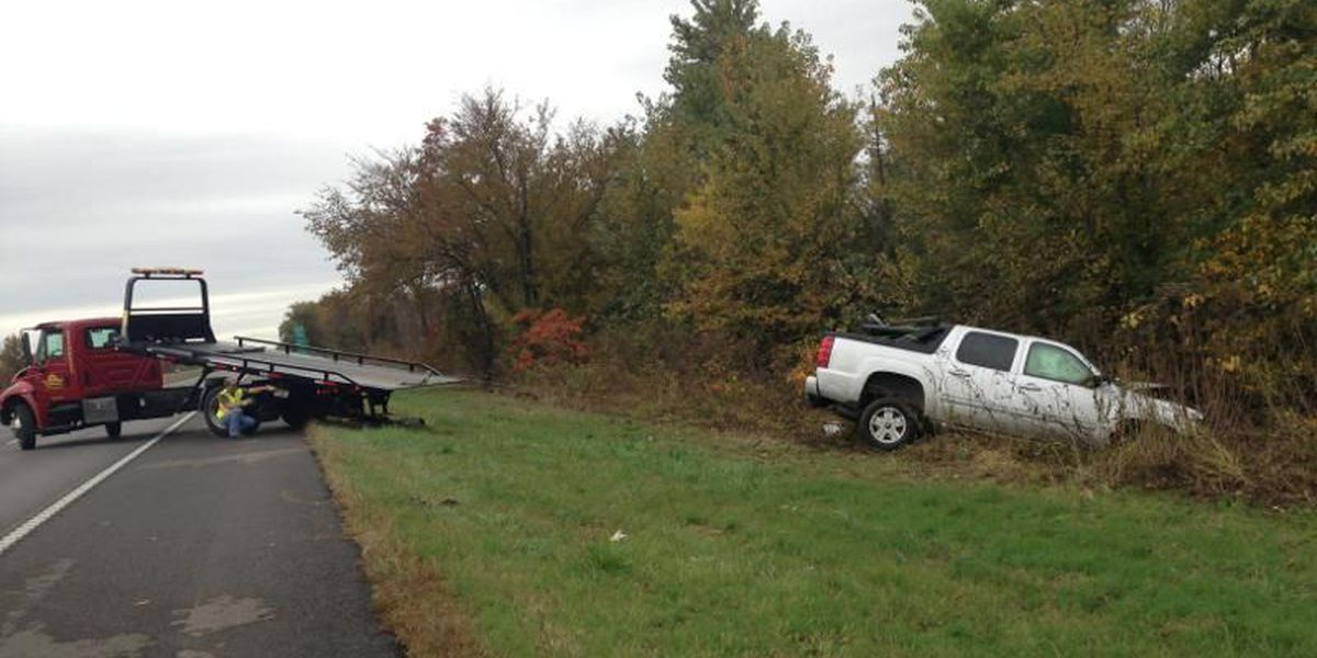 SB I-55 back open at 76 mile marker after crash