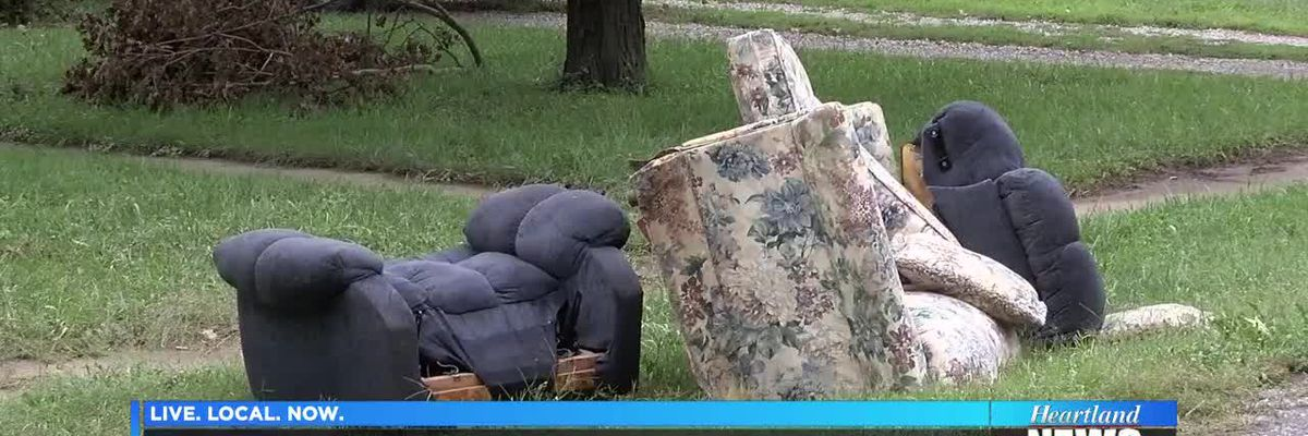 Mt. Vernon, IL residents are recovering from flooding