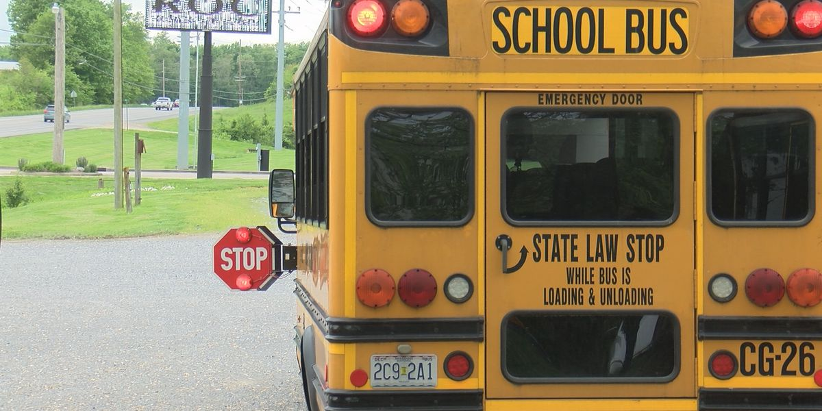 Four drivers hit Cape Girardeau school buses over the past six weeks
