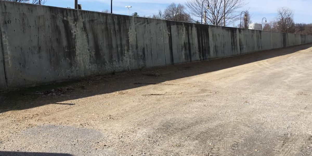 Caruthersville slated to begin construction on new floodwall in 2020