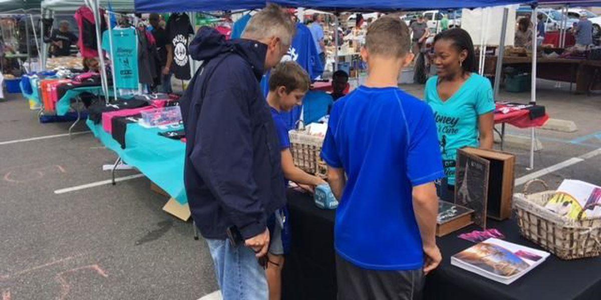 Flea Market brings thousands, new businesses to Downtown Cape Girardeau
