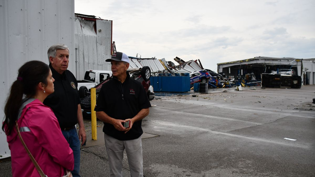 NWS: Jefferson City tornado an EF3, estimated peak winds of 160 mph