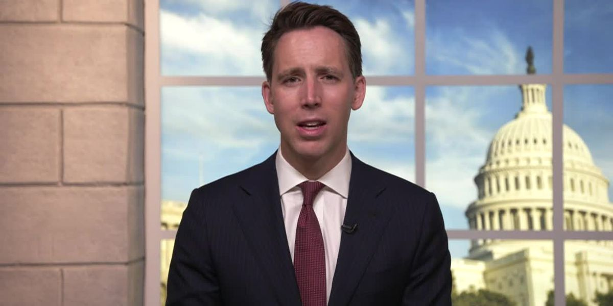 Sen. Josh Hawley meets with Supreme Court nominee
