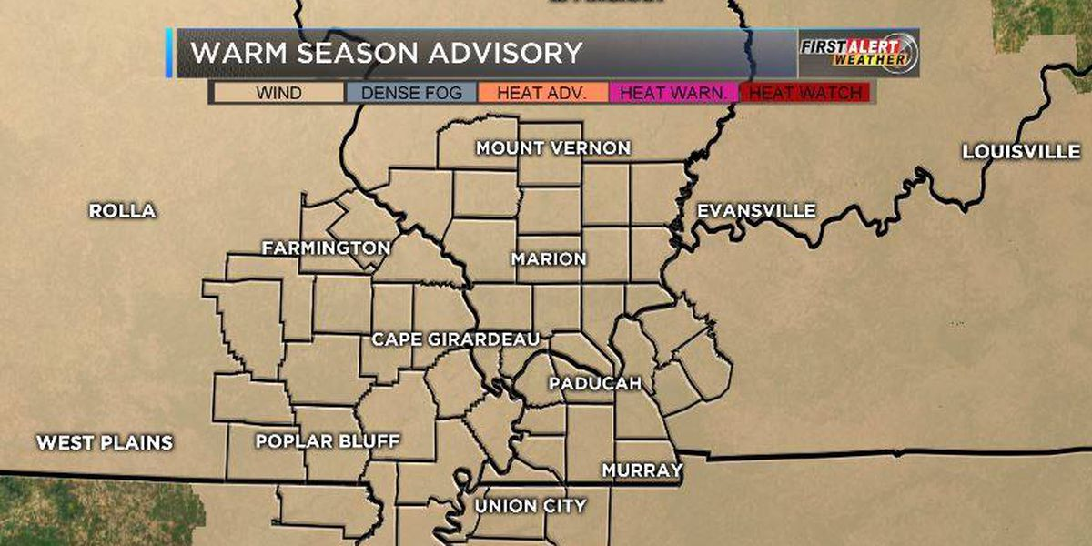 First Alert: Storms possible this evening
