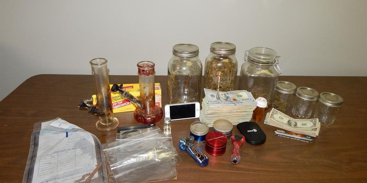 Drug investigation in Calloway Co., KY leads to multiple arrests