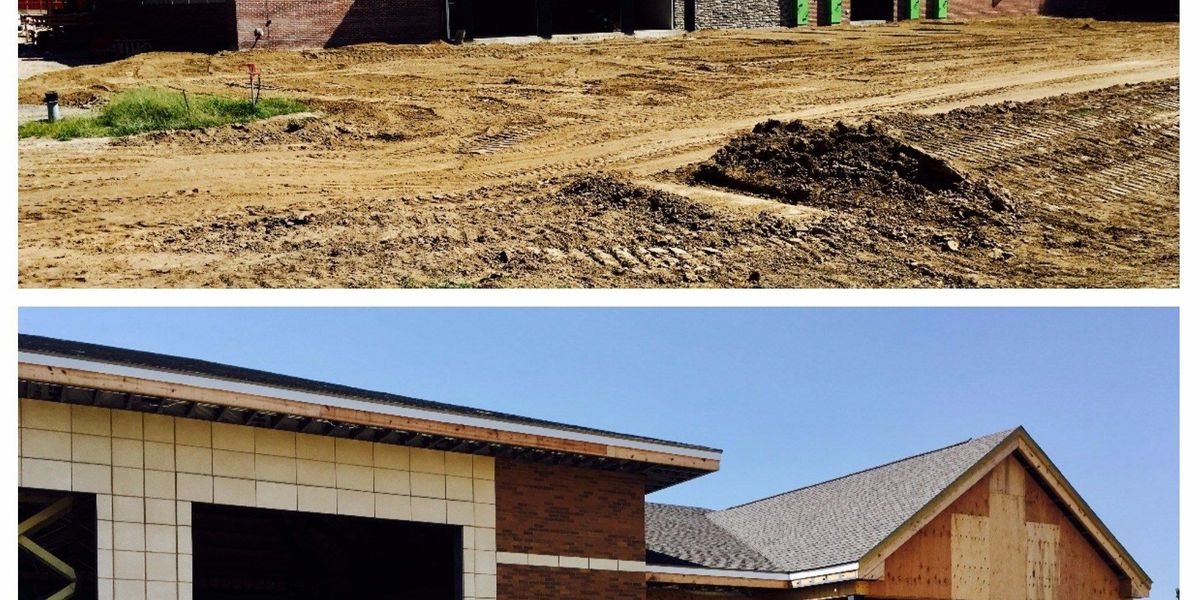 Progress on new police station, fire station in Cape Girardeau on track