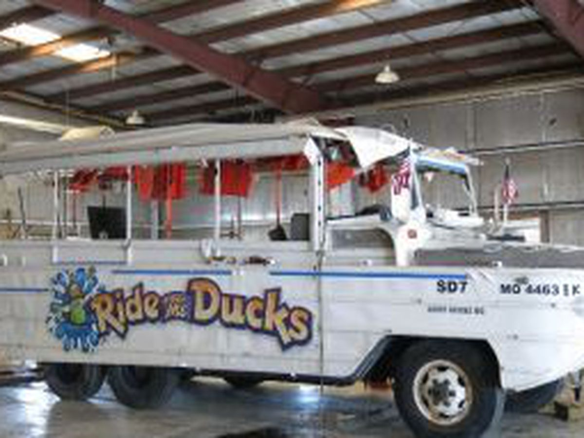 MO AG Hawley: Court should not dismiss Duck Boat case