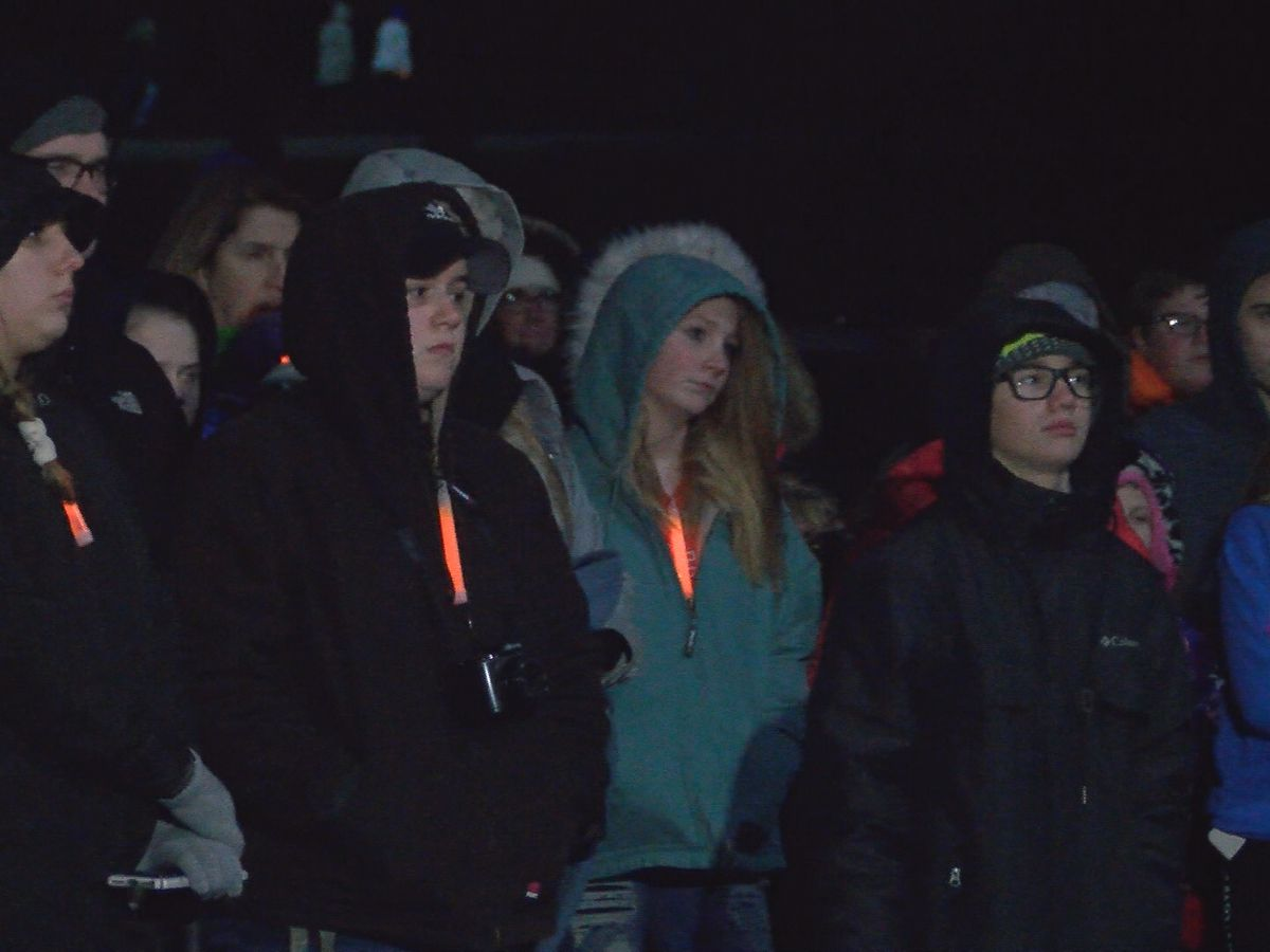 Marshall County community remembers deadly shooting one year later