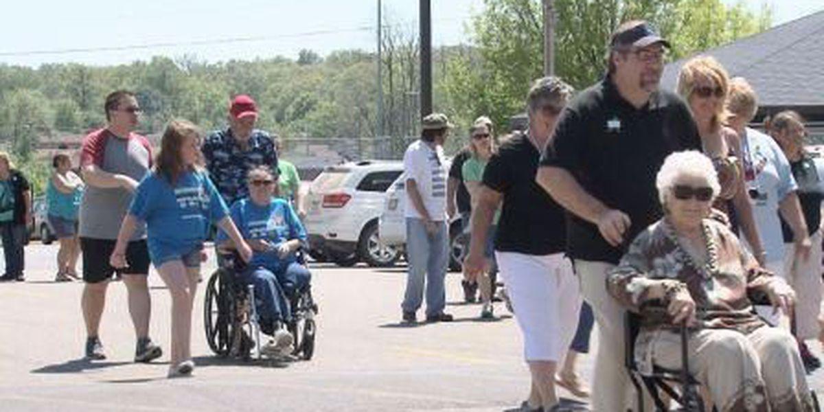 Kidney Disease Walk at Arena Park