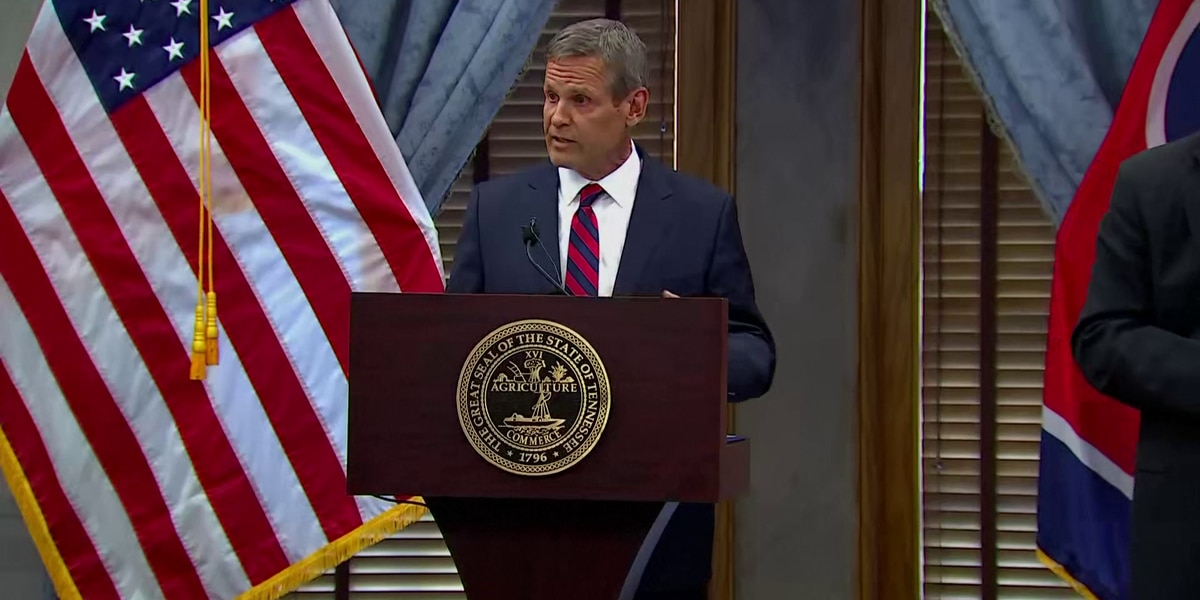Gov. Bill Lee, First Lady to pass out Thanksgiving meal boxes