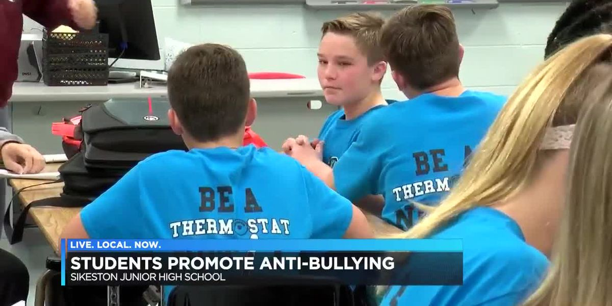 Heartland students take action during National Bullying Prevention Month