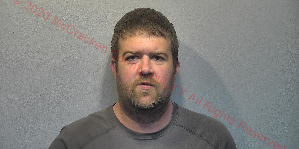 Paducah man crashes into public transit bus; arrested for DUI