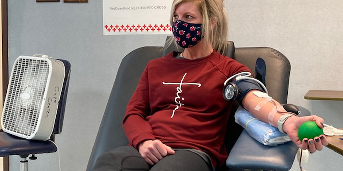 Red Cross in urgent need of blood, convalescent plasma