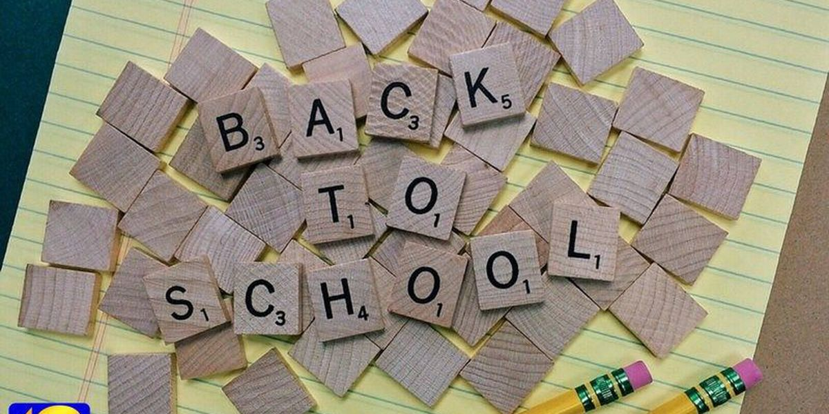 2017 Back to School dates in the Heartland