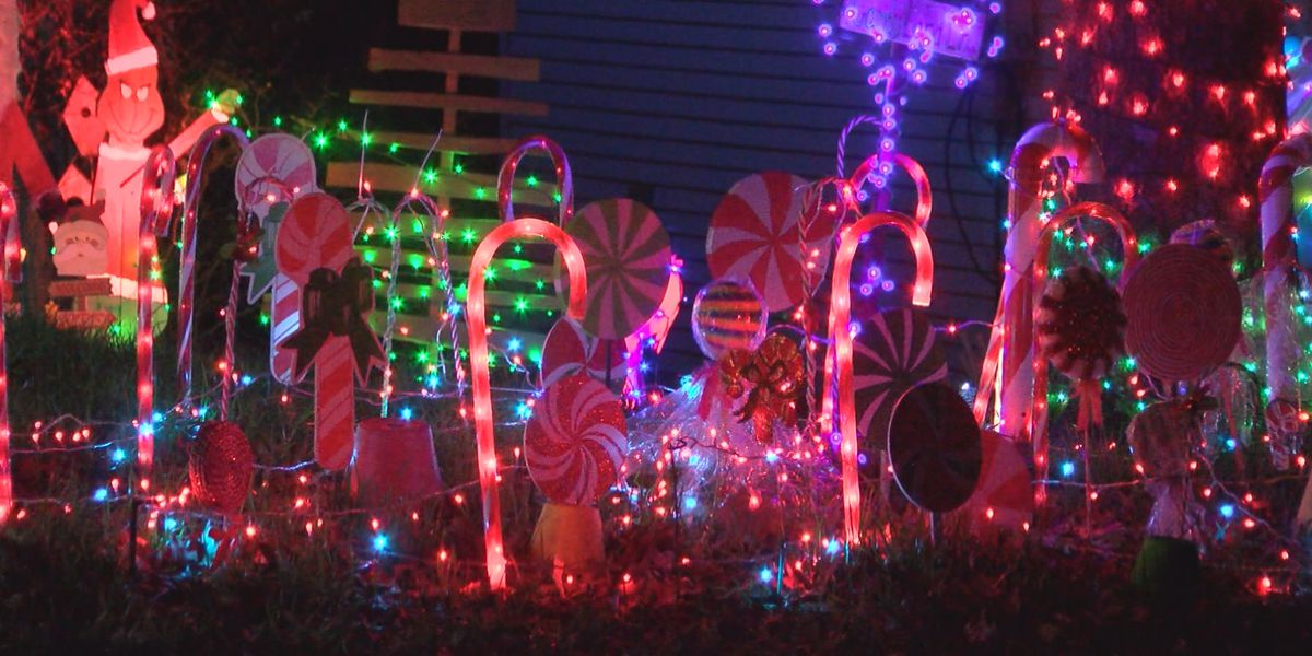 Christmas lights and traditions continue amid pandemic