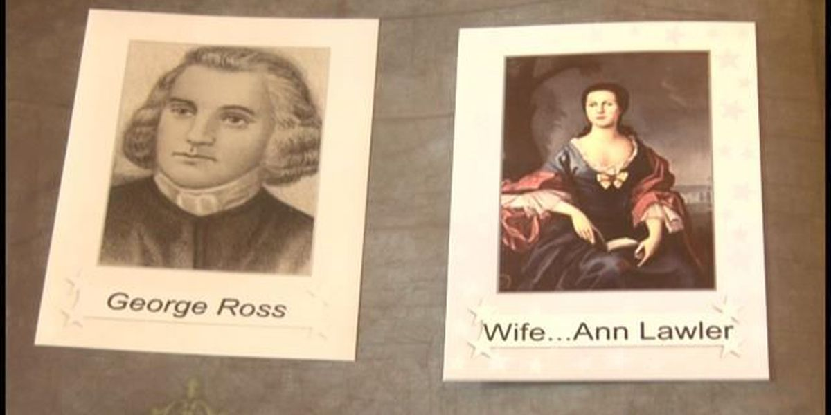 Heartland family related to signer of Declaration of Independence