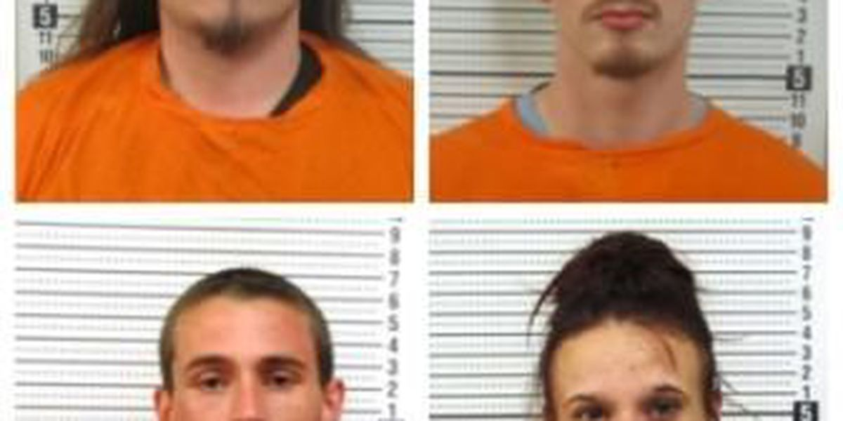 Sikeston couple, 2 others taken into custody in connection to burglary