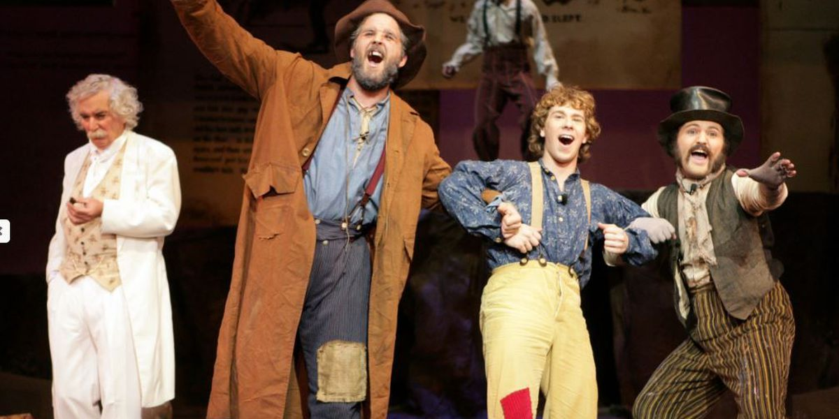 Twain's 'Big River' to return to River Campus in anniversary production
